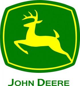 JohnDeeretTractorLandbouwmachines